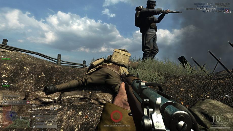 Игру Verdun Торрент
