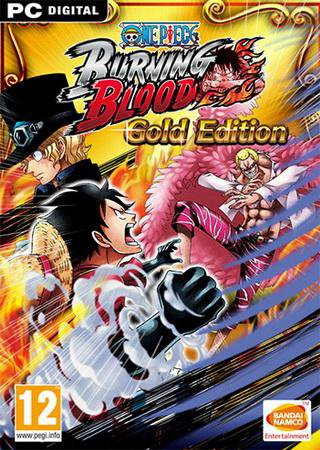 Скачать One Piece: Burning Blood торрент