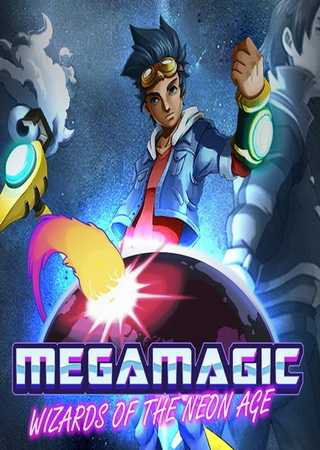 Megamagic: Wizards of the Neon Age Скачать Торрент