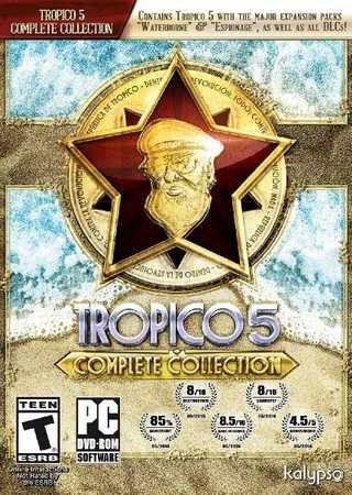 Скачать Tropico 5: Complete Collection торрент