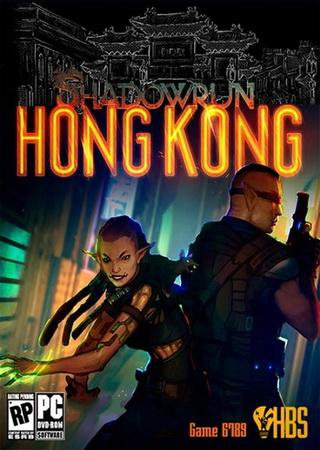 Shadowrun: Hong Kong - Extended Edition Скачать Торрент