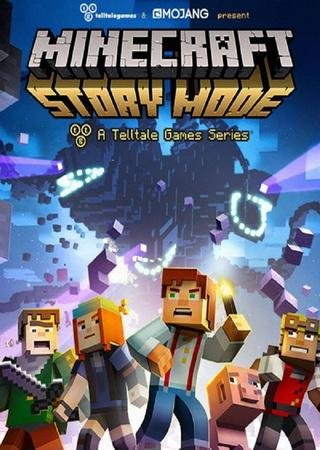 Minecraft: Story Mode - A Telltale Games Series. Episode 1-8 Скачать Торрент