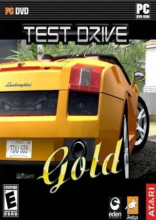 Скачать Test Drive Unlimited: Gold торрент