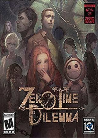 Zero Escape: Zero Time Dilemma Скачать Торрент
