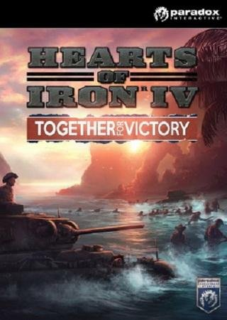 Hearts of Iron 4: Together for Victory Скачать Торрент