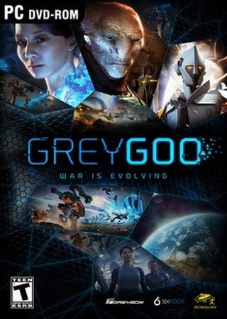 Скачать Grey Goo - Definitive Edition торрент