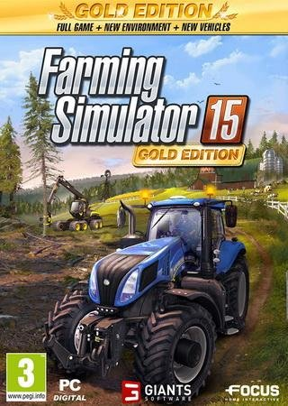 Скачать Farming Simulator 15: Gold Edition торрент