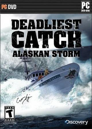 Игра смертельный улов: охота на крабов (2008) скачать торрент.
