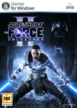 Star Wars The Force Unleashed II Скачать Торрент
