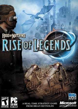 Rise of Nations: Rise of Legends Скачать Торрент