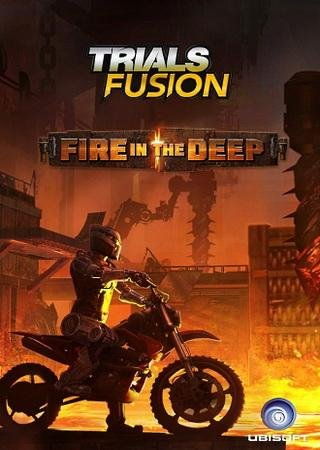 Скачать Trials Fusion: Fire in the Deep торрент