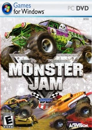 Скачать Monster Jam Battlegrounds торрент