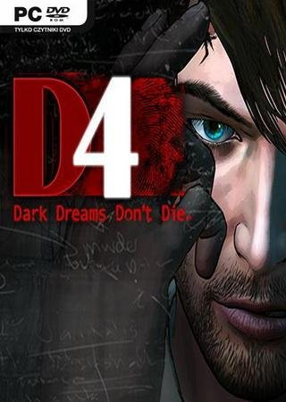 Скачать D4: Dark Dreams Don't Die торрент