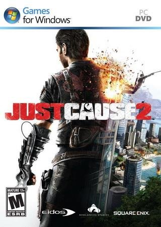 Скачать Just Cause 2: Multiplayer торрент