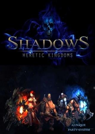 Shadows: Heretic Kingdoms - Book One. Devourer of Souls Скачать Торрент