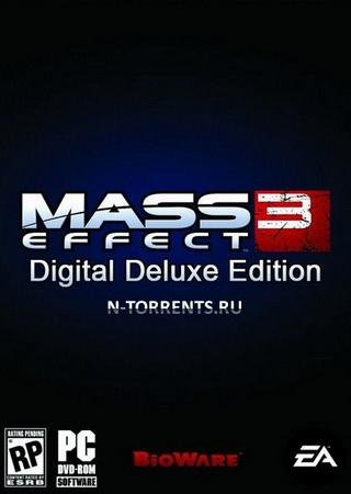 Mass Effect 3: Digital Deluxe Edition Скачать Торрент