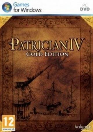 Скачать Patrician 4: Gold Edition торрент
