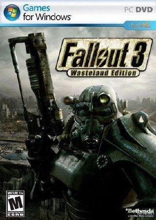 Скачать Fallout 3: Wasteland Edition торрент