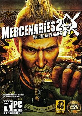 Скачать Mercenaries 2: World In Flames торрент