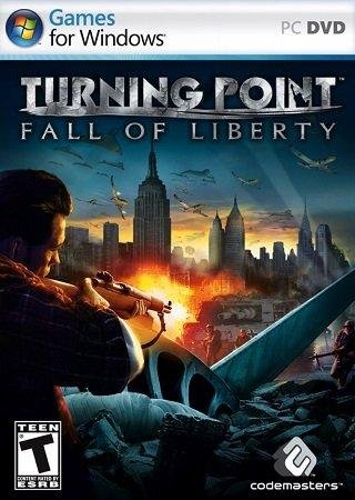 Скачать Turning Point: Fall of Liberty торрент