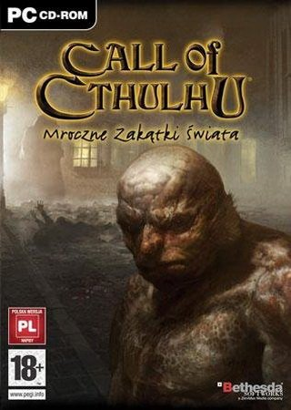 Скачать Call of Cthulhu: Dark Corners of the Earth торрент