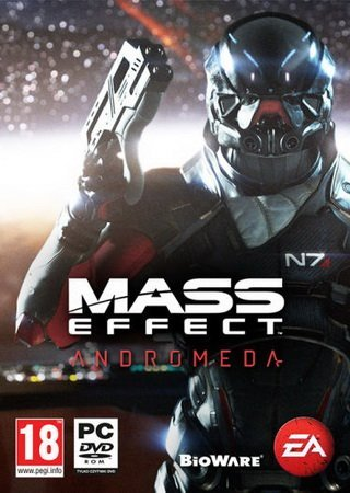 Скачать Mass Effect: Andromeda - Super Deluxe Edition торрент