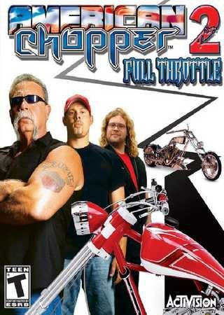Скачать American Chopper 2: Full Throttle торрент