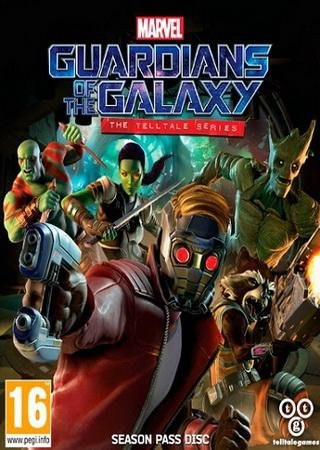 Marvel's Guardians of the Galaxy: The Telltale Series - Episode 1-2 Скачать Торрент
