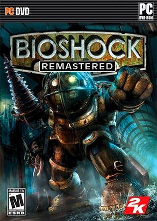 Скачать BioShock Remastered торрент