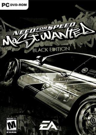 Скачать Need for Speed Most Wanted: Black Edition торрент