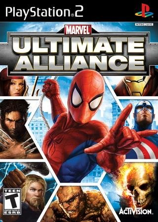 Скачать Marvel Ultimate Alliance торрент