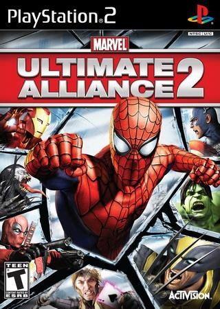 Скачать Marvel: Ultimate Alliance 2 торрент