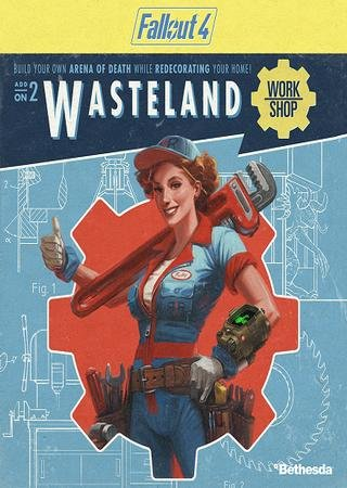 Скачать Fallout 4: Wasteland Workshop торрент
