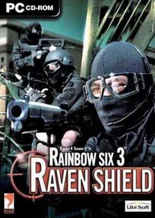 Скачать Tom Clancys Rainbow Six: Raven Shield торрент
