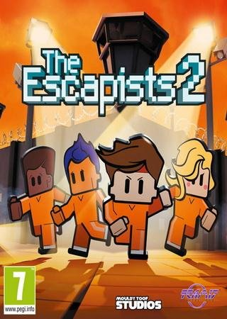 Скачать The Escapists 2 торрент