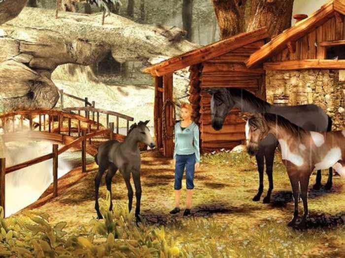 Секреты ранчо (petz horsez 2) дата выхода, системные требования.