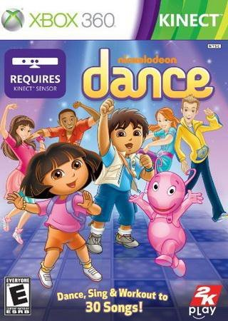 Скачать Nickelodeon Dance торрент