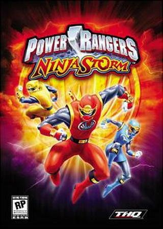 Скачать Power Rangers Ninja Storm торрент