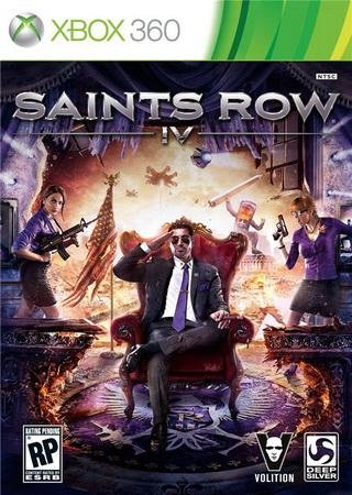 Скачать Saints Row 4 + DLC Freeboot торрент