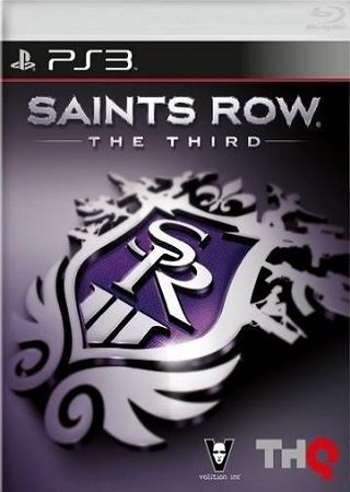 Скачать Saints Row: The Third торрент