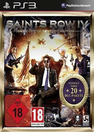 Скачать Saints Row 4 Game of the Century Edition торрент