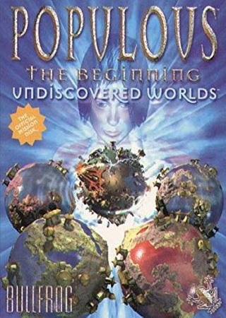 Populous 3: The Begining + Addon Undiscovered Worlds Скачать Торрент