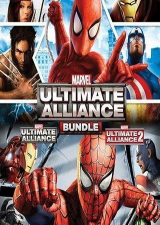 Скачать Marvel: Ultimate Alliance Bundle торрент