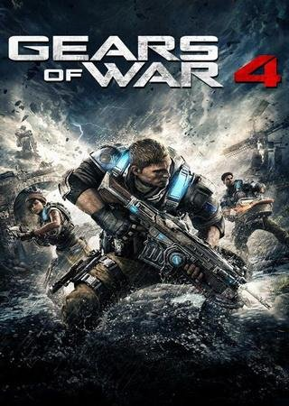 Скачать Gears of War 4 торрент