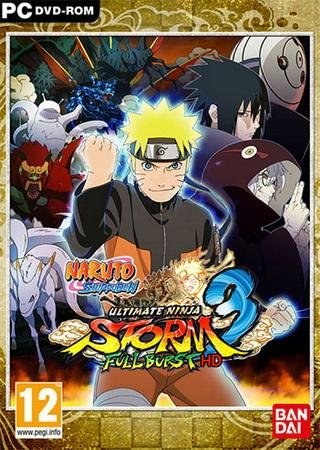Скачать Naruto Shippuden: Ultimate Ninja STORM 3 Full Burst HD торрент