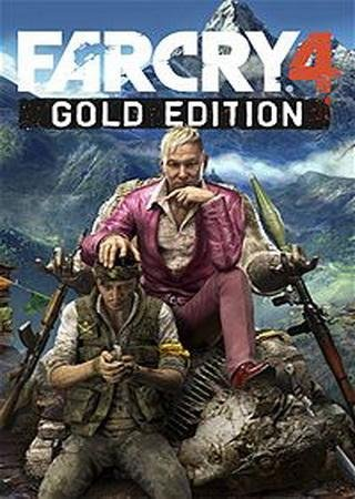 Скачать Far Cry 4: Gold Edition торрент