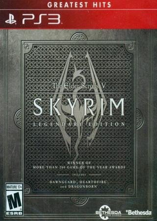 Скачать The Elder Scrolls V: Skyrim - Legendary Edition торрент
