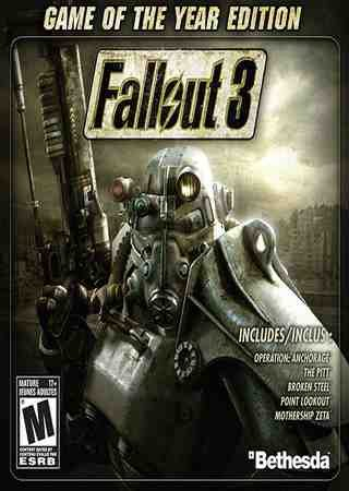 Скачать Fallout 3: Game of the Year Edition торрент