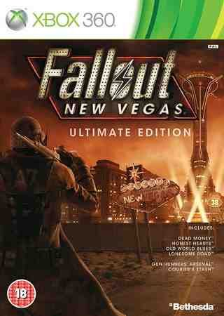 Скачать Fallout: New Vegas - Ultimate Edition торрент