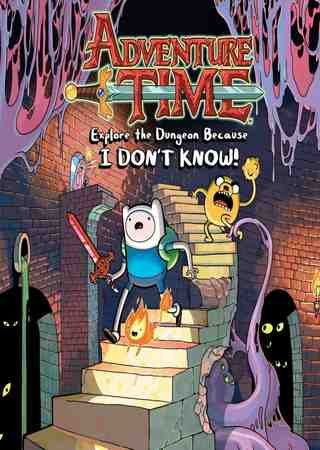 Adventure Time: Explore The Dungeon Because I Don't Know Скачать Торрент